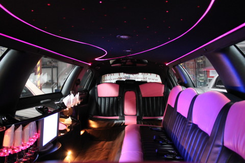 Pink Limo ready for you!