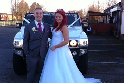 Wedding Hummer Hire!