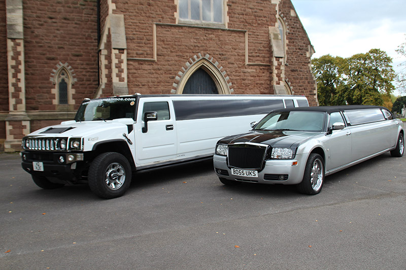 Chrysler 300c Baby Bentley Limo Hire Limo Hire Birmingham